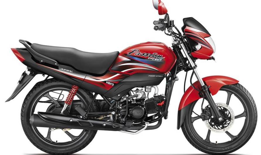 Hero Passion Pro Disc Motorcycle Specification