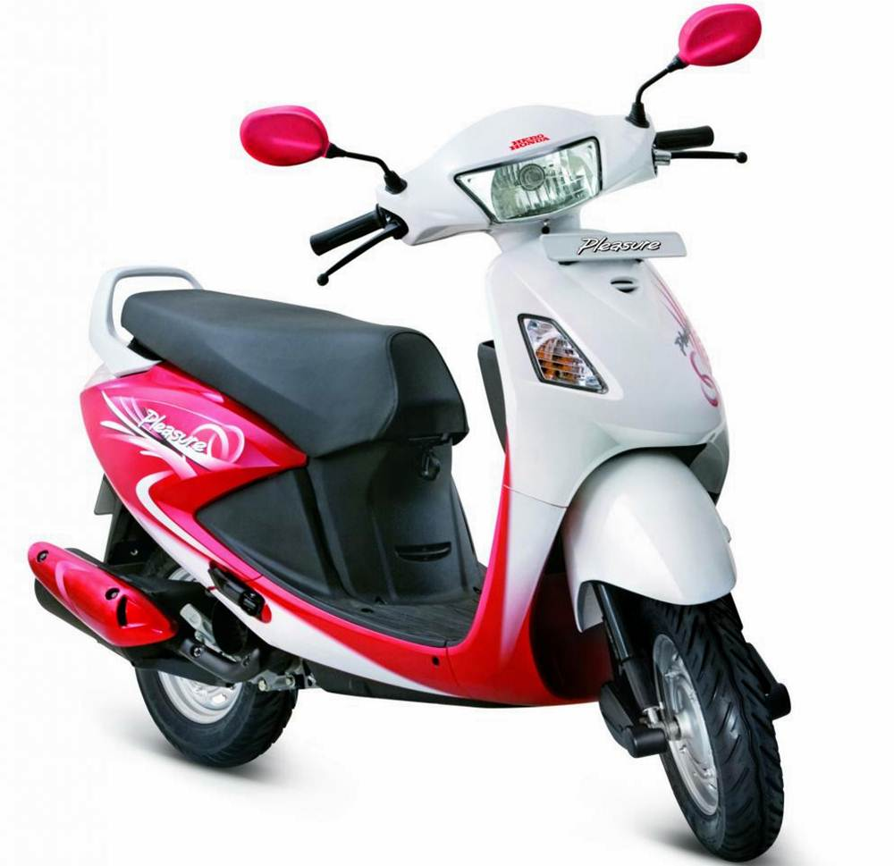Hero Pleasure Motorcycle Specification