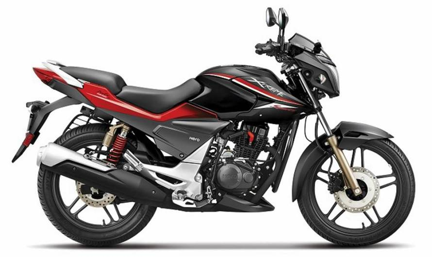 Hero Xtreme Motorcycle Specification