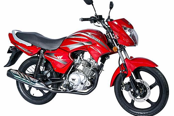 Walton Fusion 125NX Motorcycle Specification