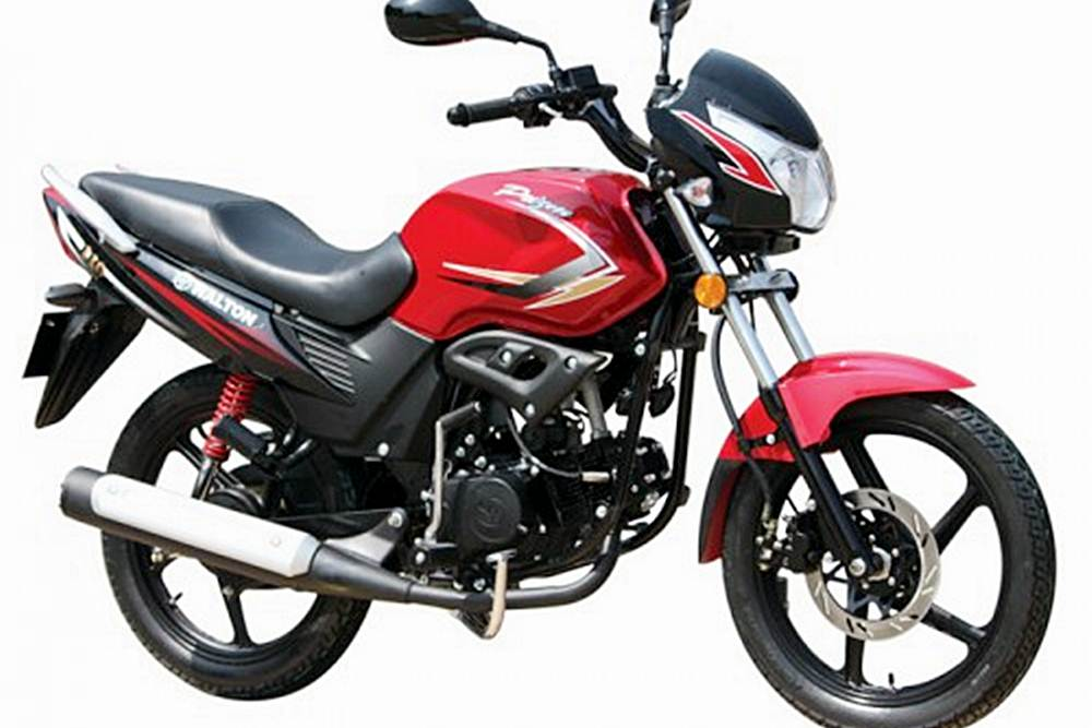 Walton Prizm 110cc Motorcycle Specification