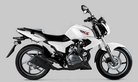 Keeway RKS 150 Motorcycle Specification