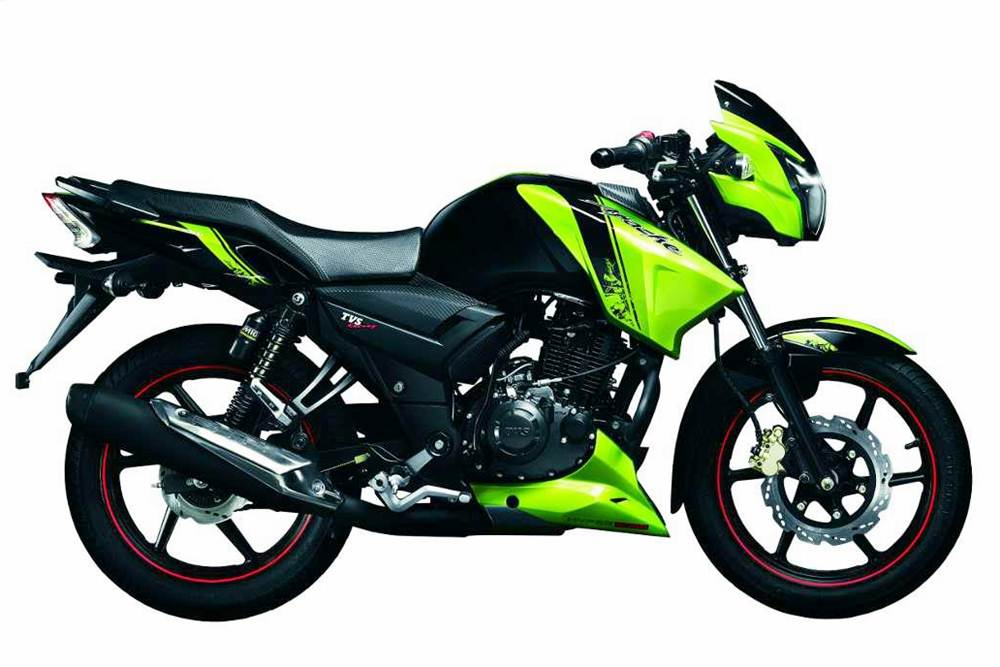 TVS Apache RTR 150 Double Disc Motorcycle Specification