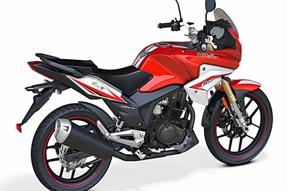 Atlas Zongshen Z One T Motorcycle Specification