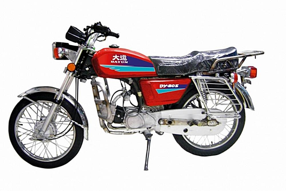 Dayun DY80S Motorcycle Specification