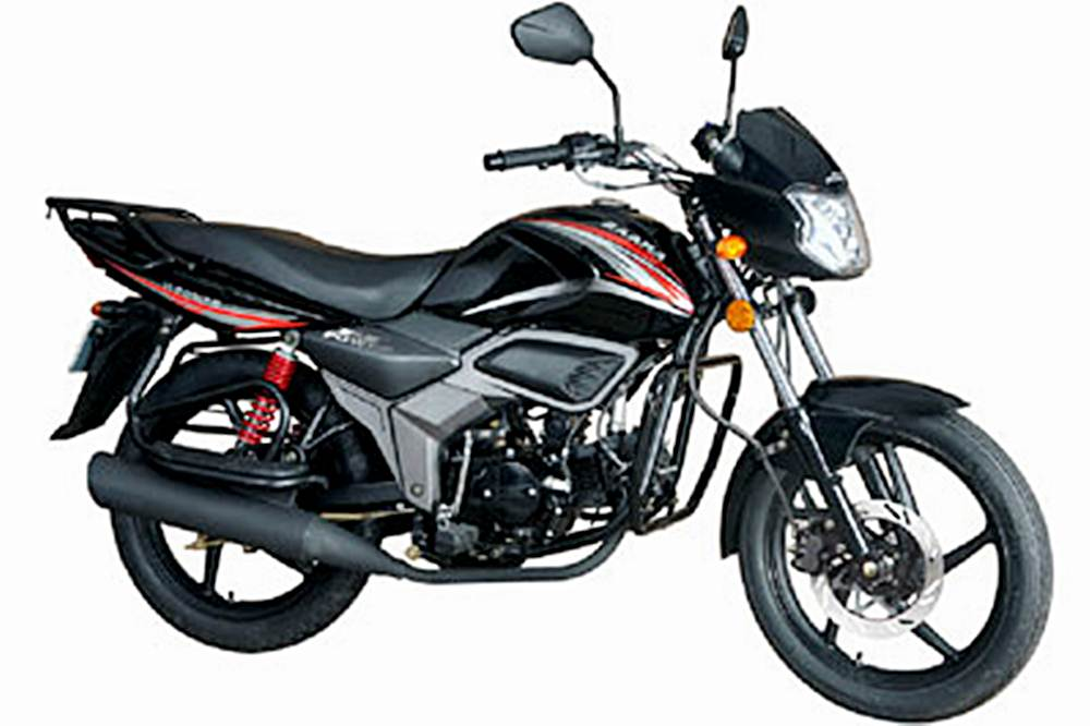 H Power Zaara 110 Digital Motorcycle Specification