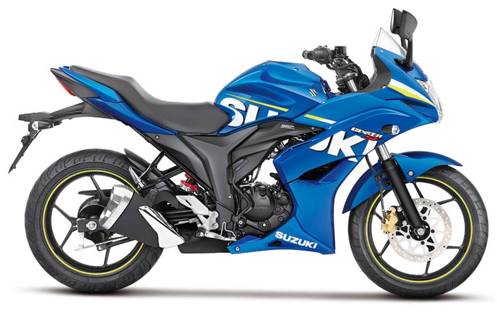 Suzuki Gixxer SF Motorcycle Specification