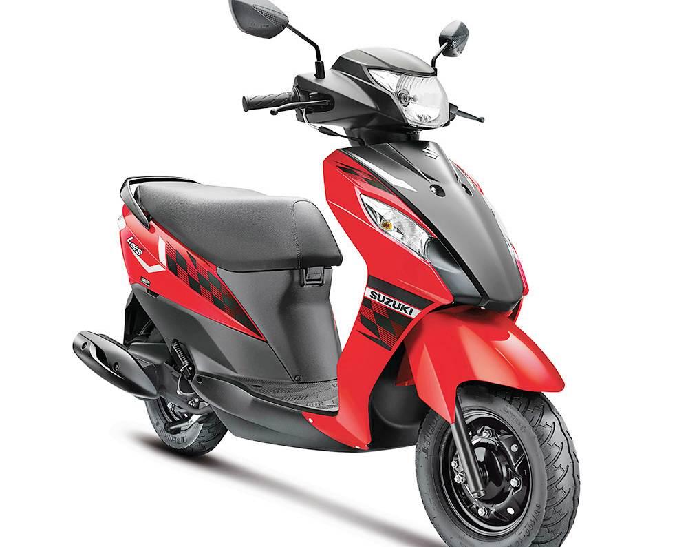 Suzuki Lets Scooter Specification