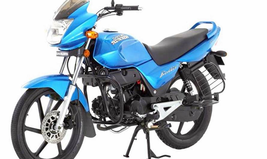 Runner Bullet 100cc Specification