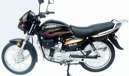 EMMA HS100-2 Motorcycle Specification