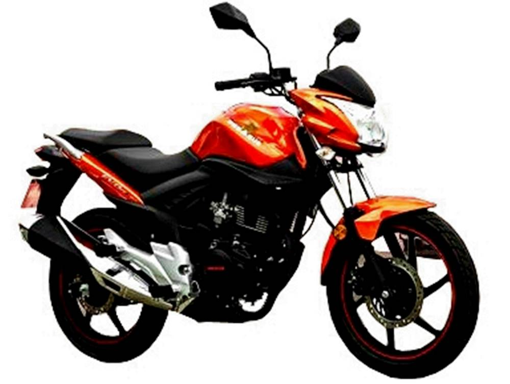 Pegasus Evo 150R Motorcycle Specification