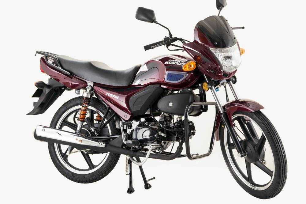 Freedom Runner Trover Motorcycle Specification
