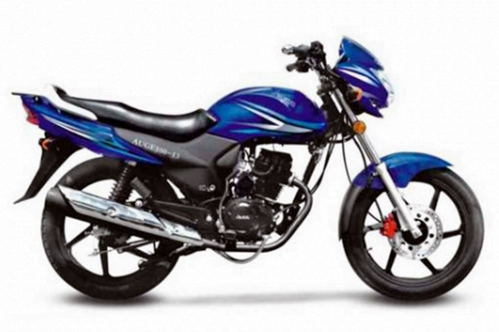 Auge 100cc Motorcycle Specification