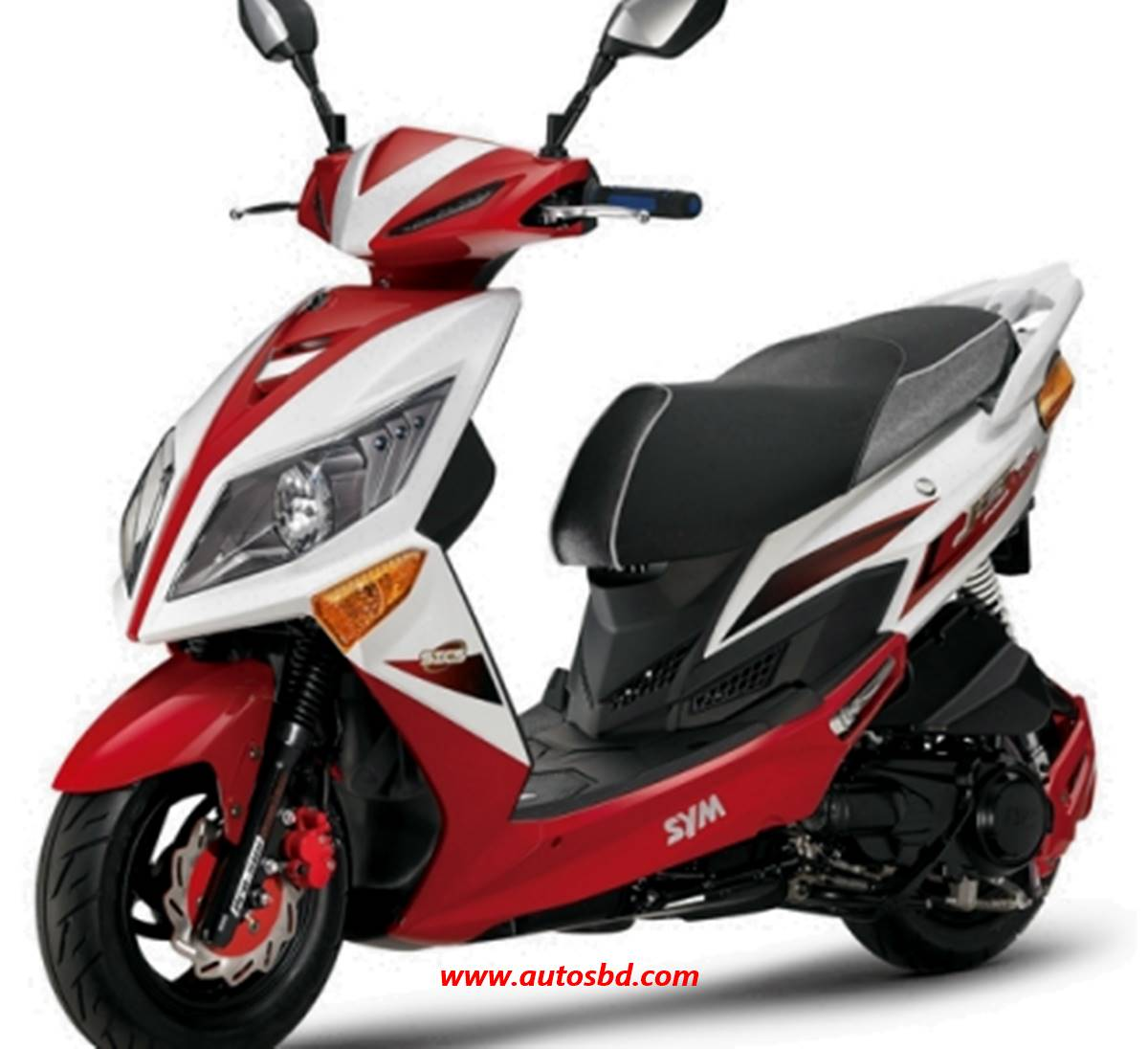 Sym Jet Power 150 Motorcycle Specification