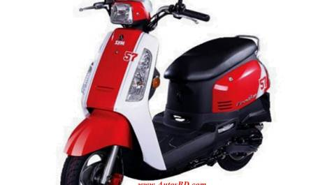 SYM Tonik 125cc Scooter Specification
