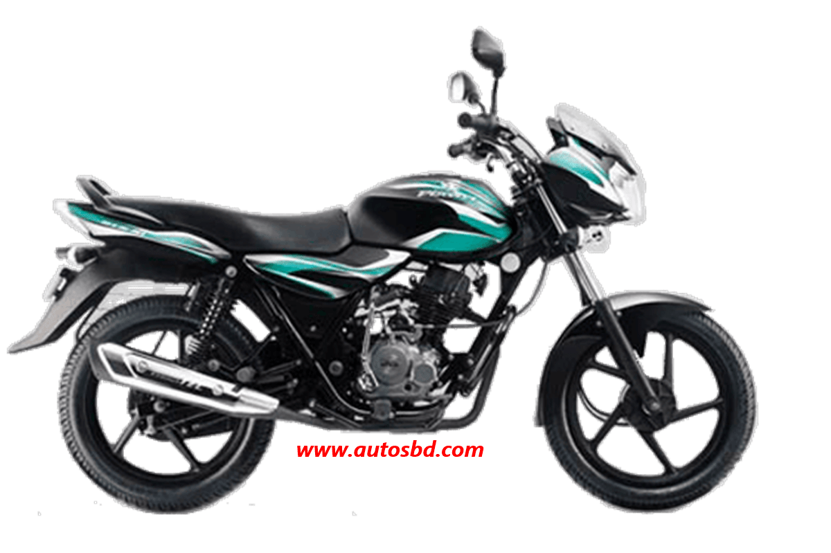 Bajaj Discover 100 Motorcycle Specification