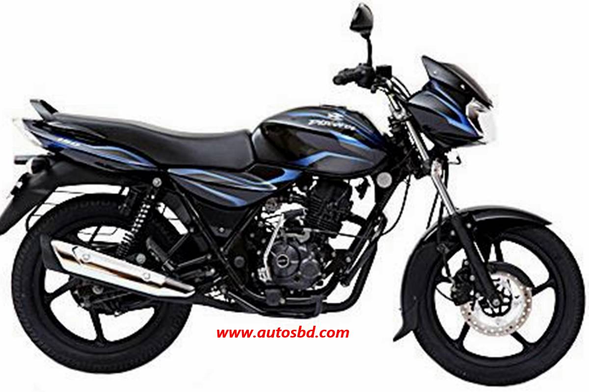 Bajaj Discover 150S Motorcycle Specification