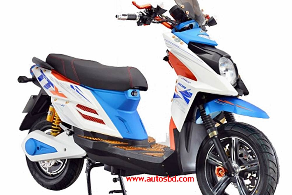 Exploit E-Bike 7 Motorcycle Specification