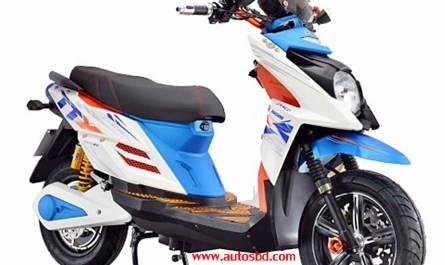 Exploit E-Bike 7 Motorcycle Specification