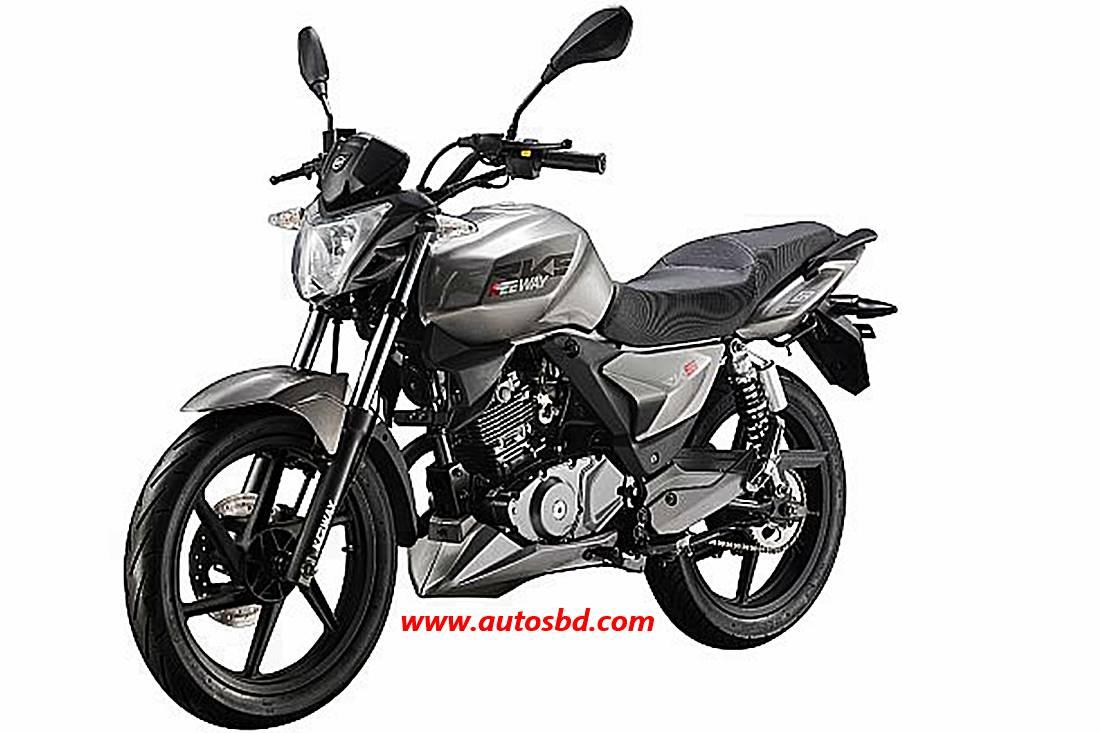 keeway rks 125 motorcycle price in bangladesh specification. Black Bedroom Furniture Sets. Home Design Ideas
