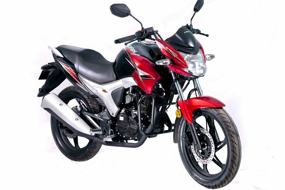 Lifan KP 150 Motorcycle Specification