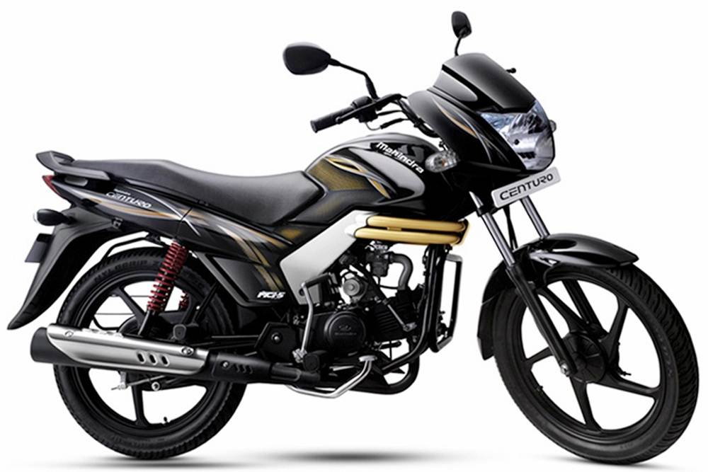 Mahindra Centuro Rockstar Motorcycle Specification