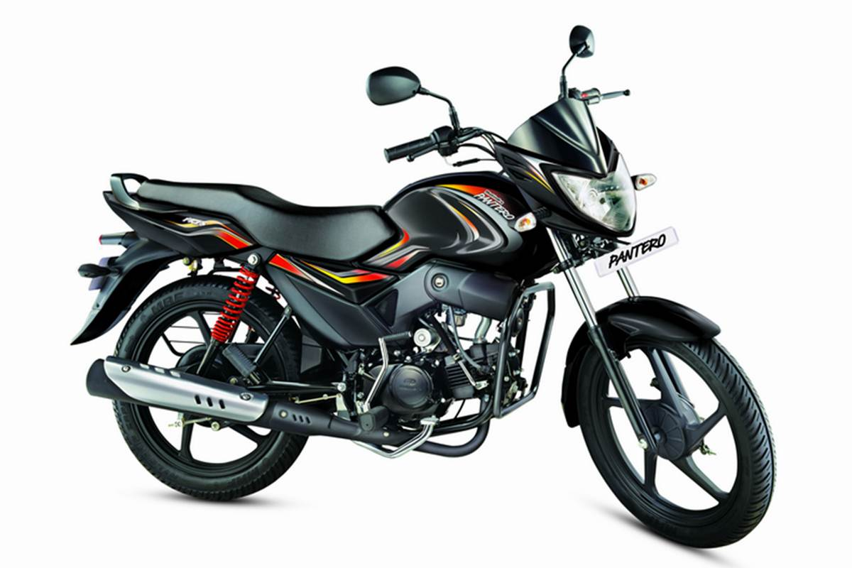 Mahindra Pantero Motorcycle Specification