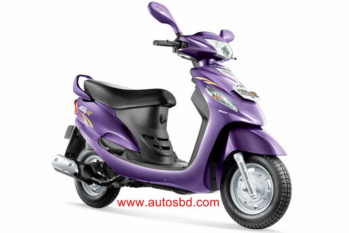Mahindra Rodeo RZ Motorcycle Specification