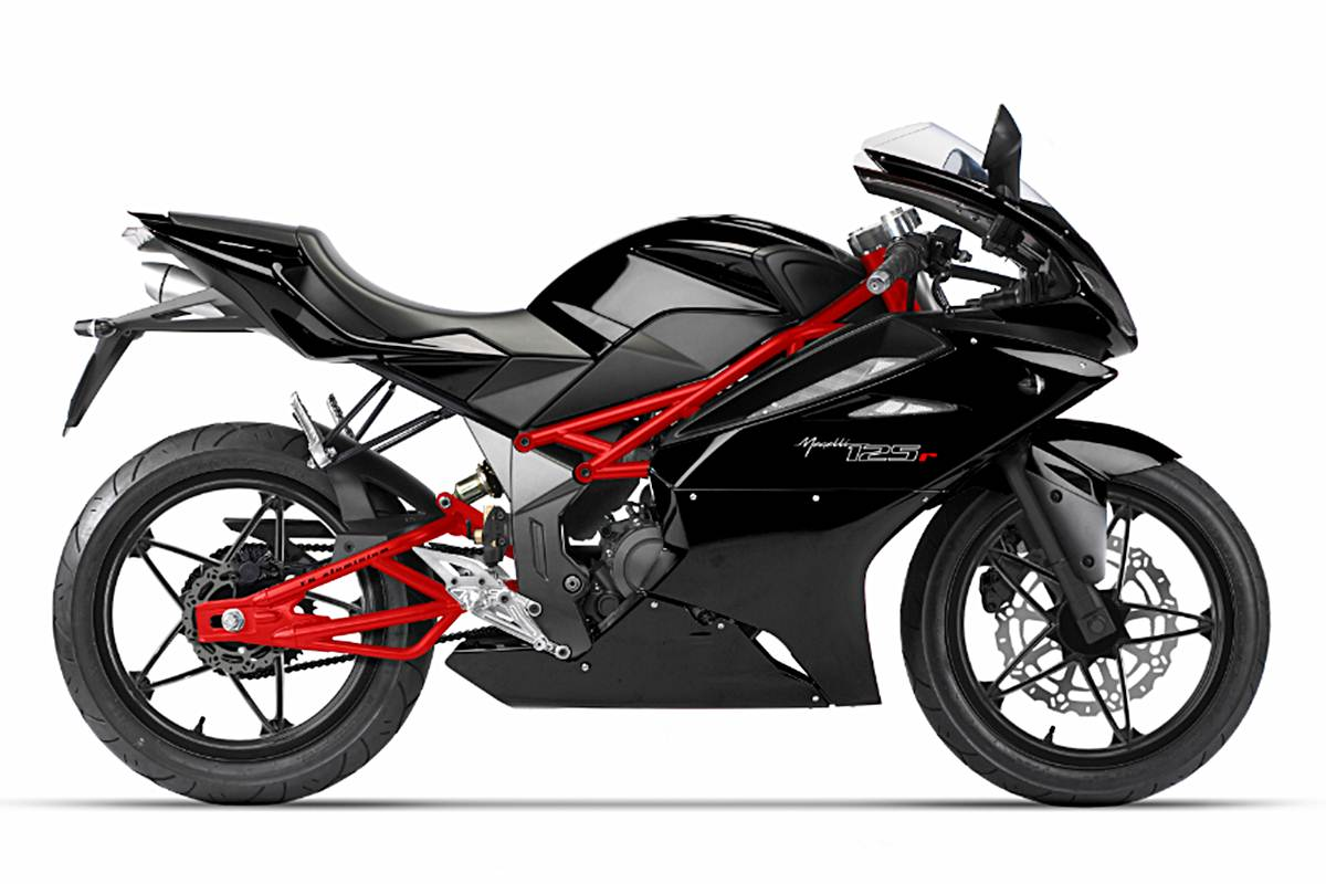 Megelli Sport 125 R Specification