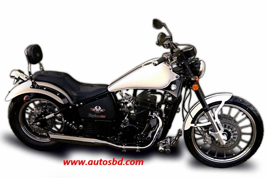 Regal Raptor Daytona Motorcycle Specification