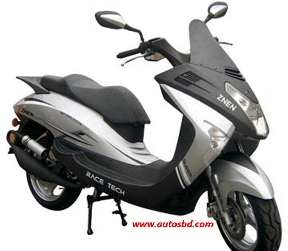 Znen King Motorcycle Specification