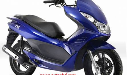 Znen T6 Motorcycle Specification