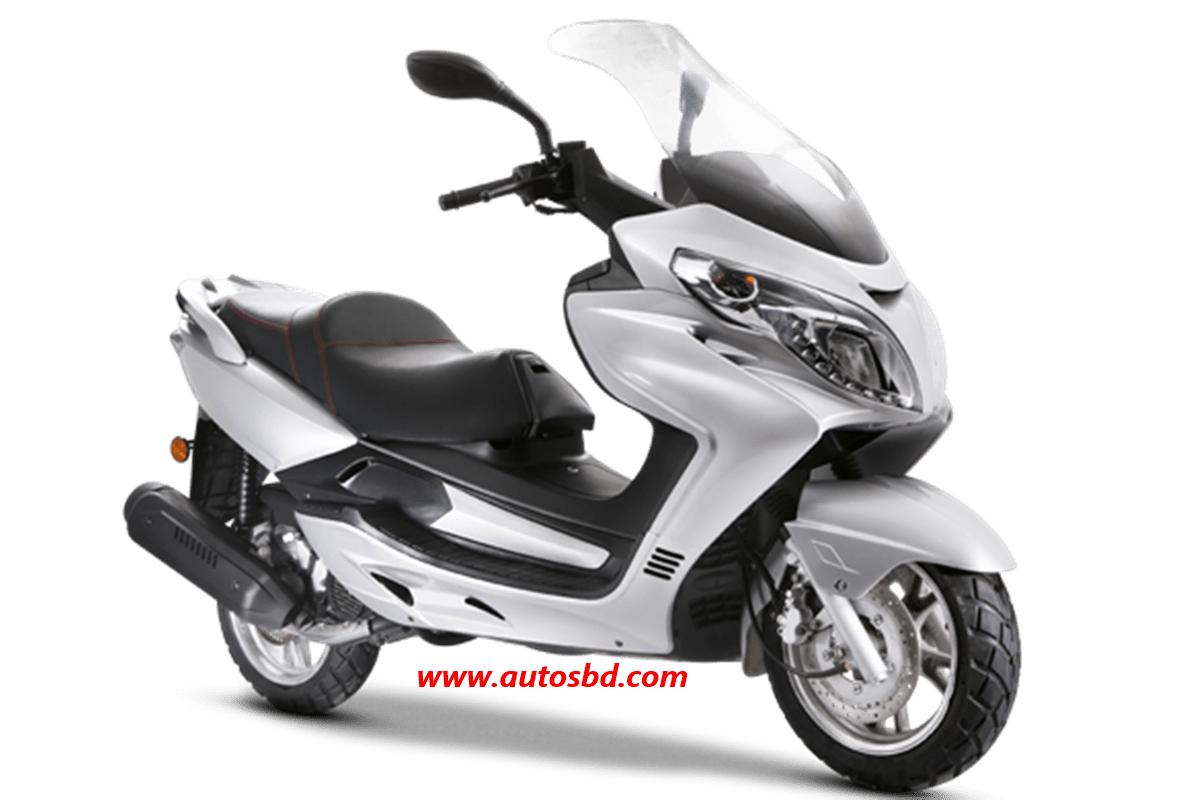 Znen Vista Scooter Specification