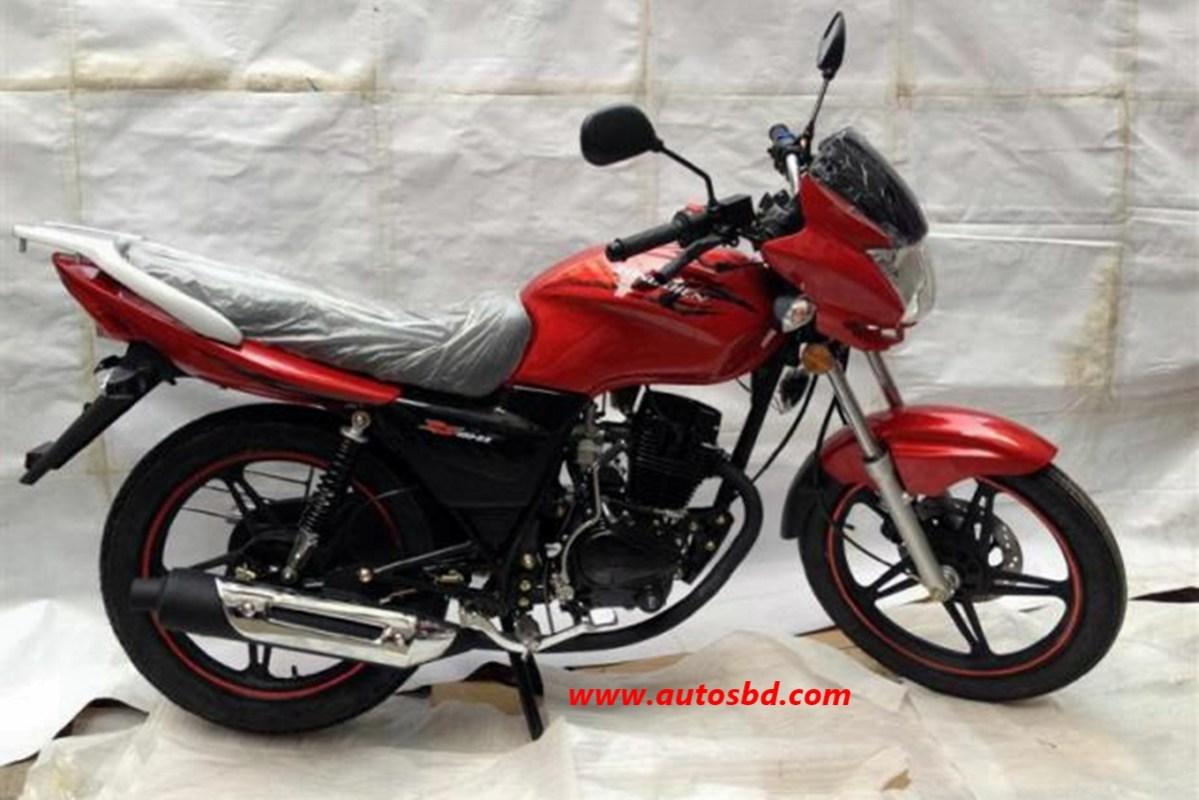 Zongshen ZS100-55 Motorcycle Specification