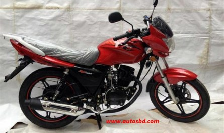 Zongshen ZS100-55 Motorcycle Specification
