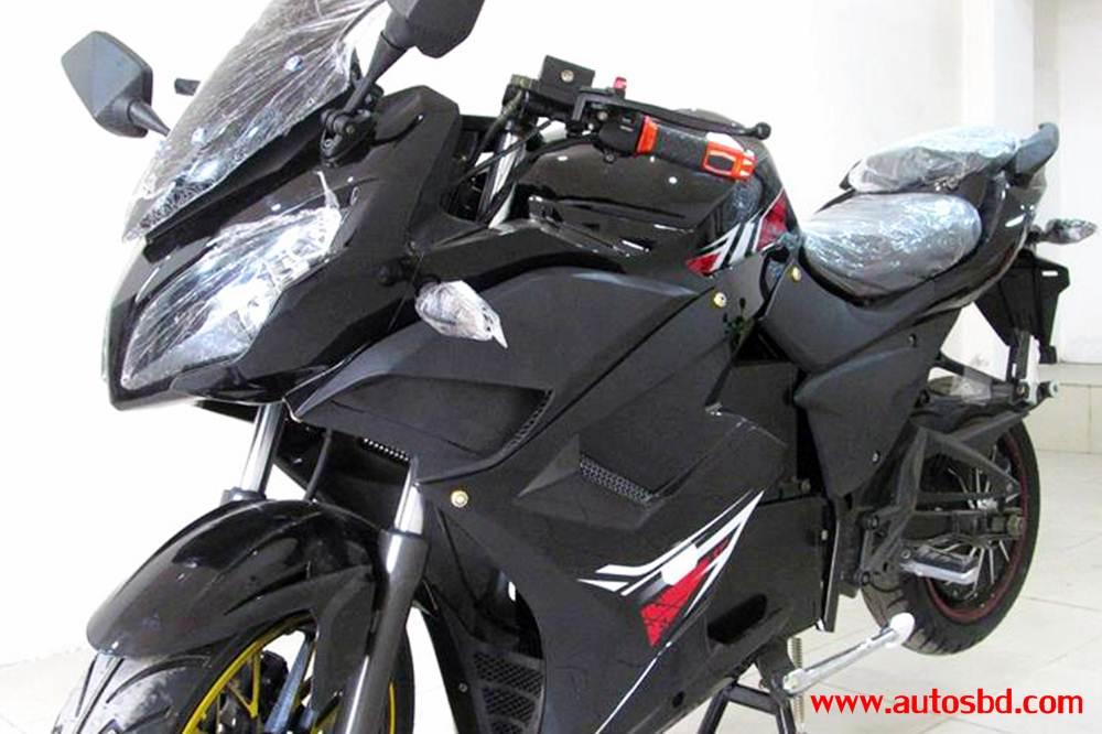 Exploit E-Bike R15 Motorcycle Specification
