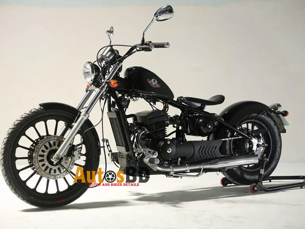 Regal Raptor Bobber Motorcycle Specification