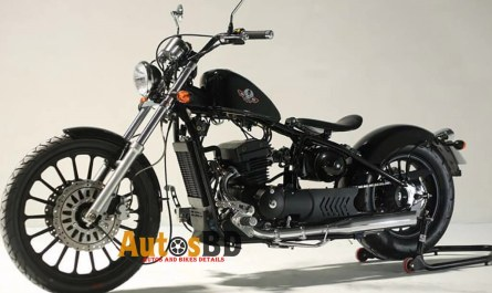 Regal Raptor Bobber Motorcycle Specification