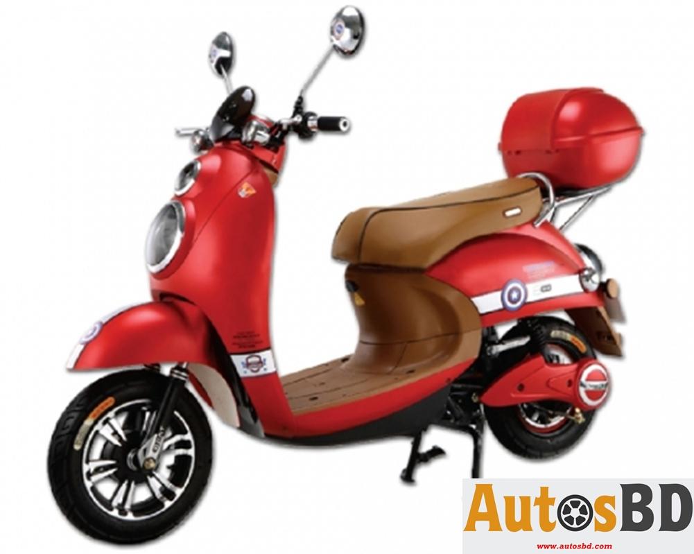 Akij Ponkhiraj Motorcycle Specification