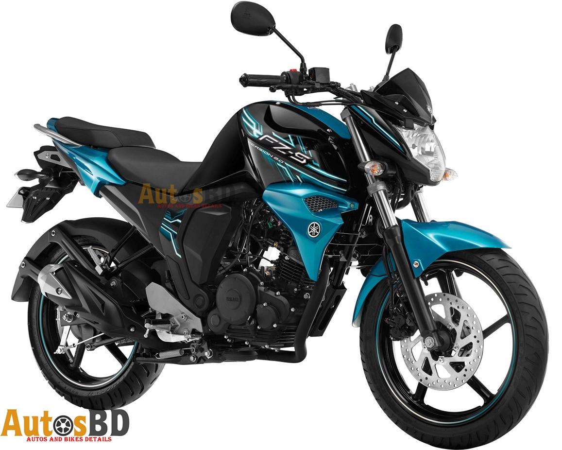Yamaha FZS Version 2 Motorcycle Price in Bangladesh