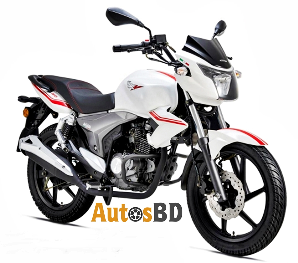 KEEWAY RKV 150 2016 Motorcycle Specification