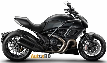 Ducati Diavel STD Motorcycle Specification