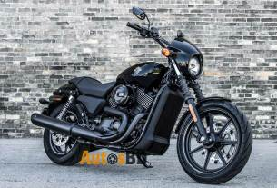 Harley Davidson Street 750 Motorcycle Specification