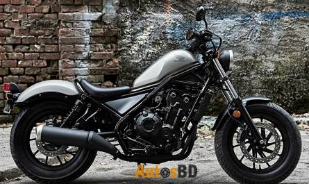 Honda Rebel 300 Specification