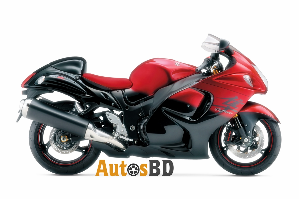 Suzuki Hayabusa 50th Anniversary Edition Motorcycle Specification