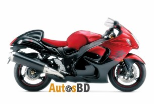 Suzuki Hayabusa 50th Anniversary Edition Motorcycle Specification