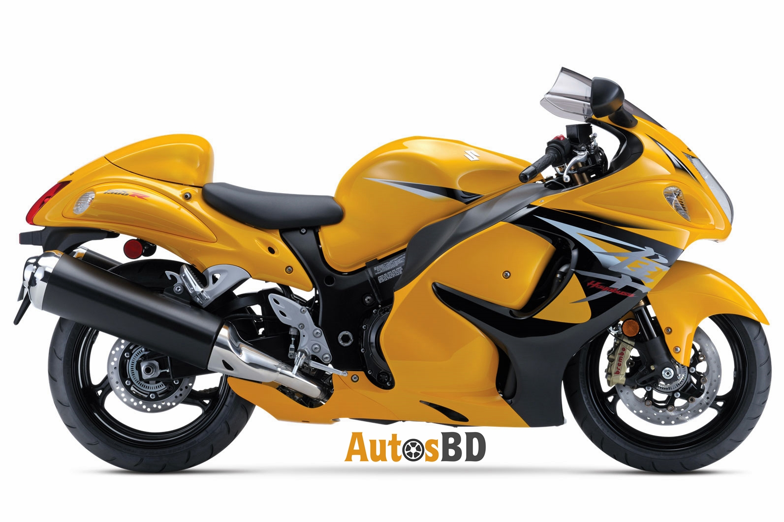 Suzuki Hayabusa GSX1300R Limited Edition Motorcycle Specification