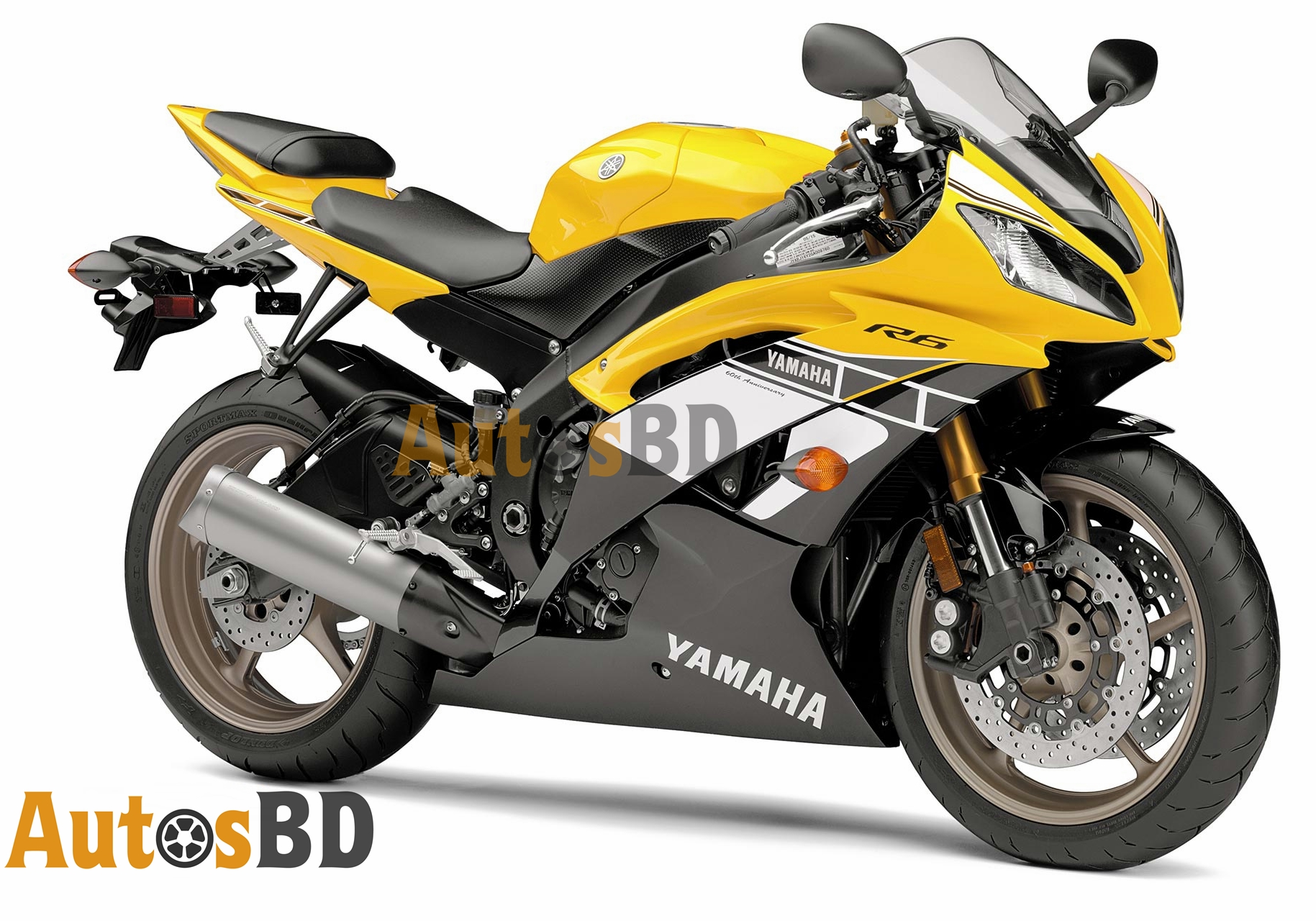 Yamaha YZF-R6 Motorcycle Specification