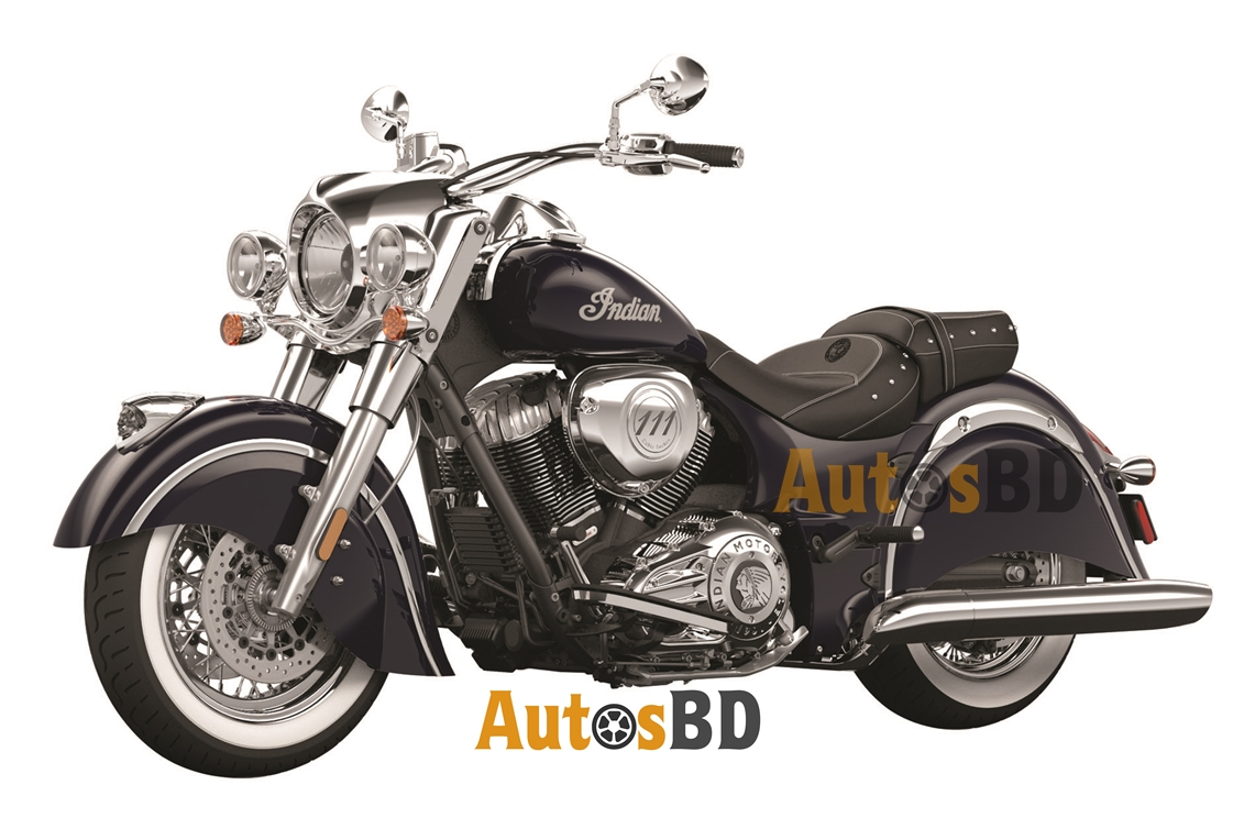 Indian Chief Classic Motorcycle Specification