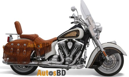 Indian Chief Vintage Motorcycle Specification